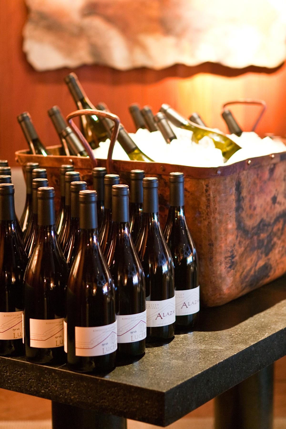 Kingston Family Vineyards - James Beard Syrah