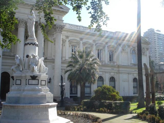 Chilean Congressional building