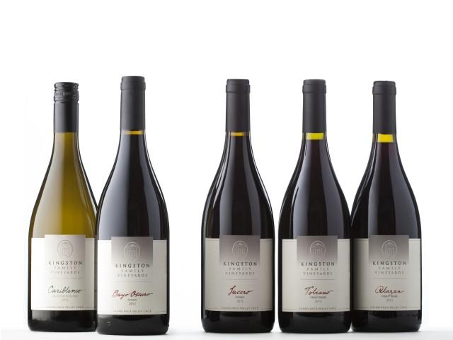 New Kingston Wine Labels