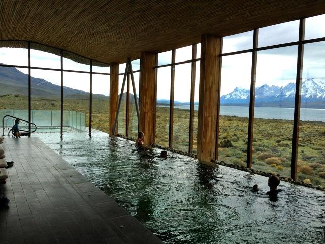 Kingston Family Vineyards-Infinity Pool at Tierra Patagonia