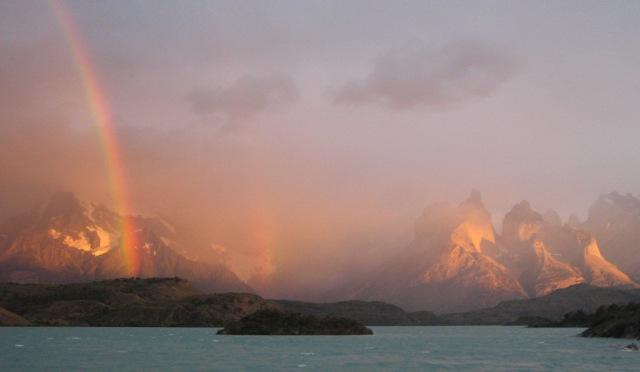 Kingston Family Vineyards-Patagonia Double Rainbow