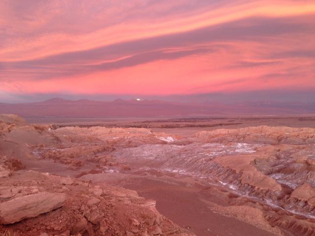 Atacama_overlooking Valle de la Lunax