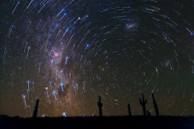 Star Trails_Atacama