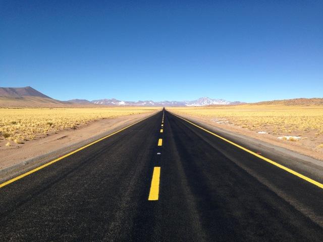 The Road to Atacama